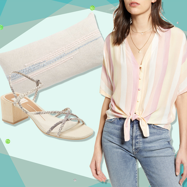 6 Finds From Nordstrom's Memorial Day Sale We're Snapping Up Now