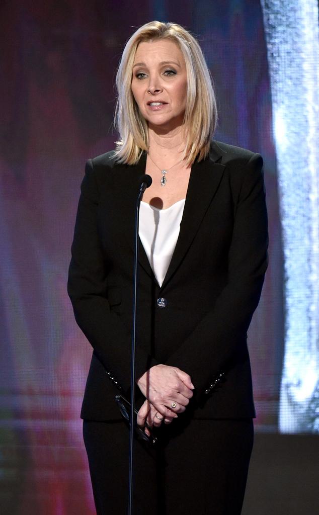 Lisa Kudrow, Critics' Choice Real TV Award, 2019