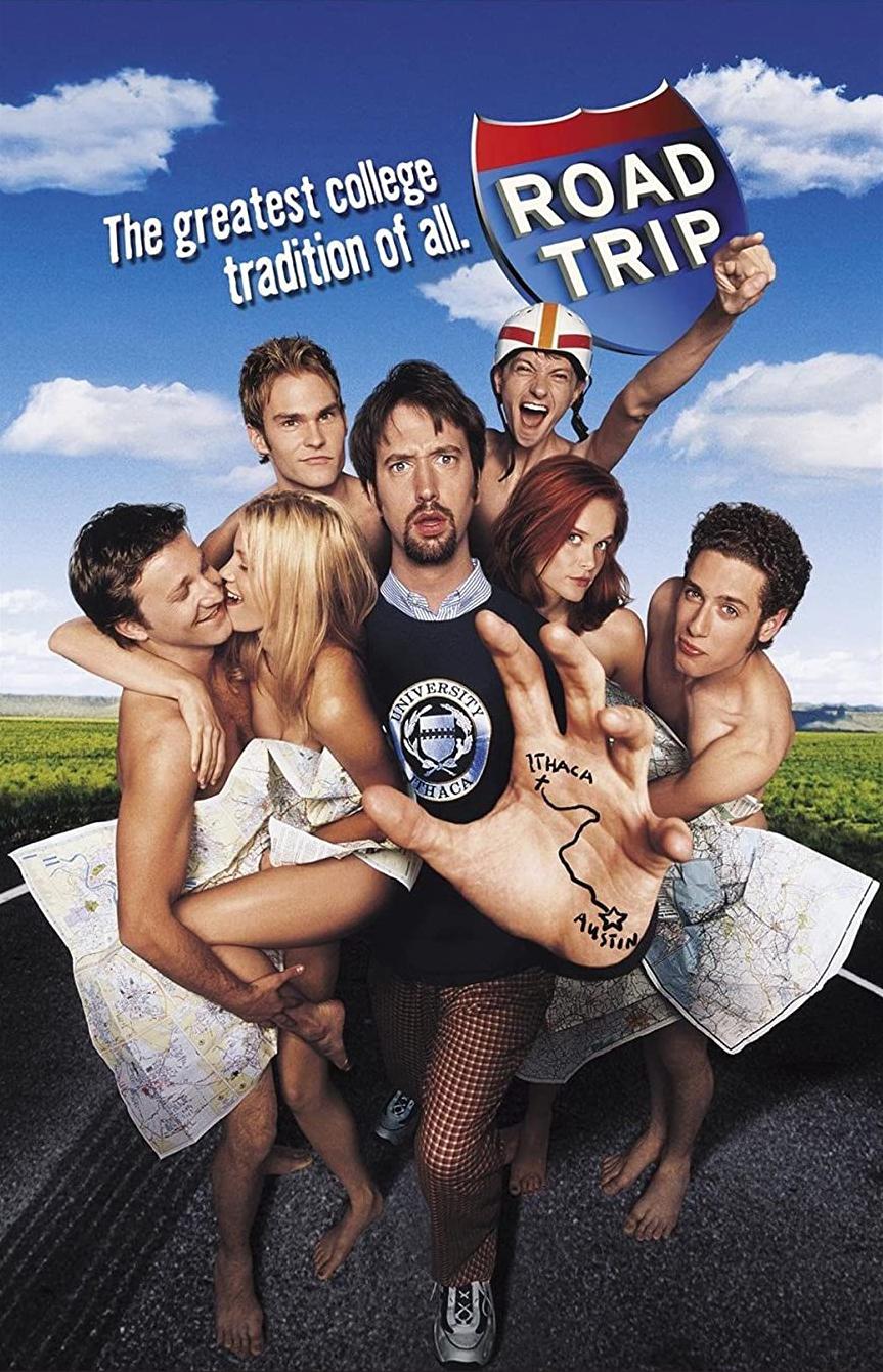 Road Trip Movie Poster
