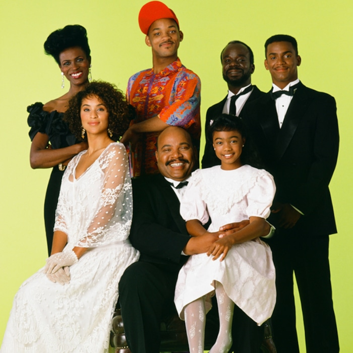 The Fresh Prince Is Being Rebooted: See the Original Cast Then and ...