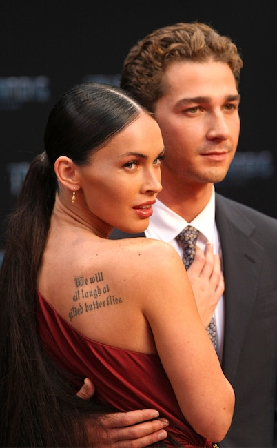 Megan Fox, Shia LaBeouf