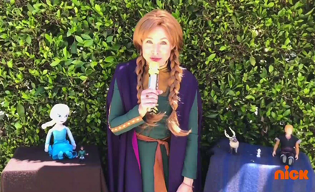 Nickelodeon Kids Choice Awards 2020, Kristen Bell