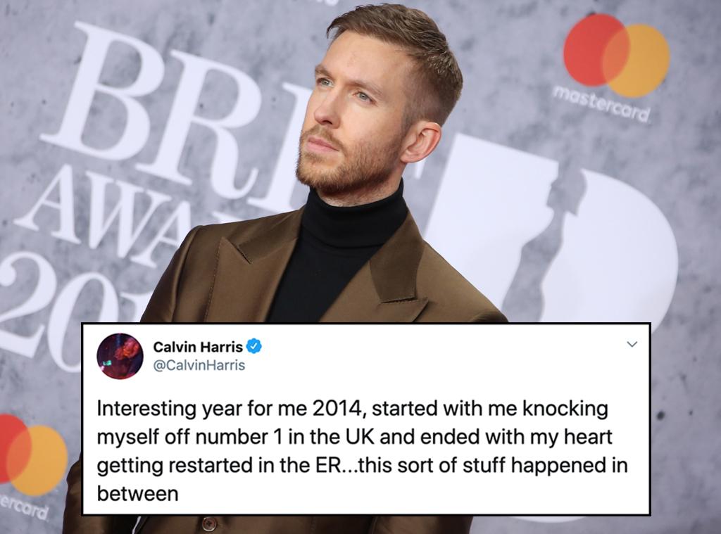 Calvin Harris, Tweet