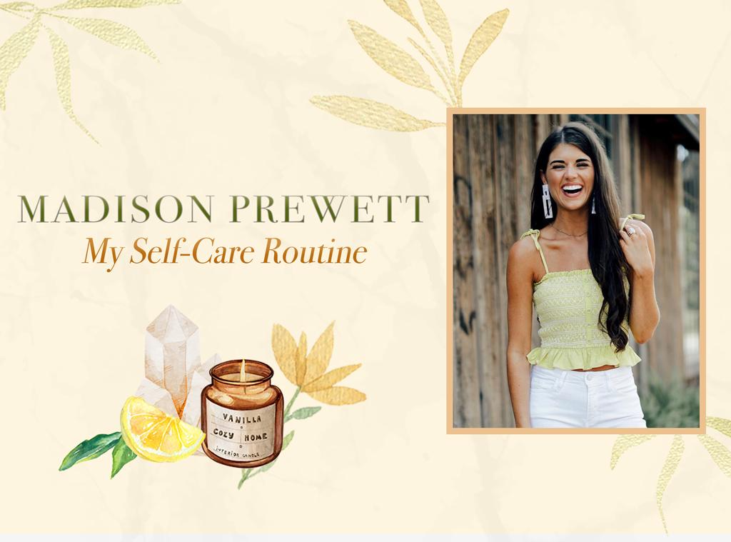 Madison Prewett: Ma routine d'autosoins, les mercredis du bien-être