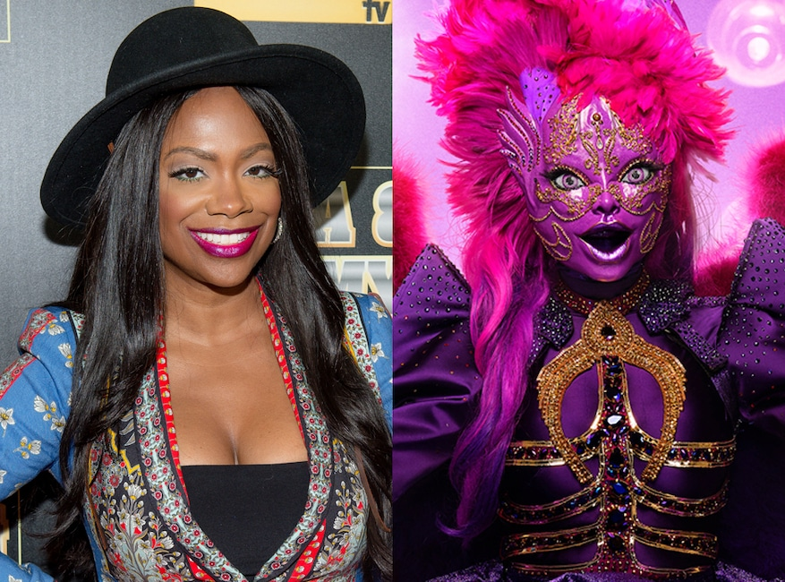 Kandi Burruss, The Masked Singer