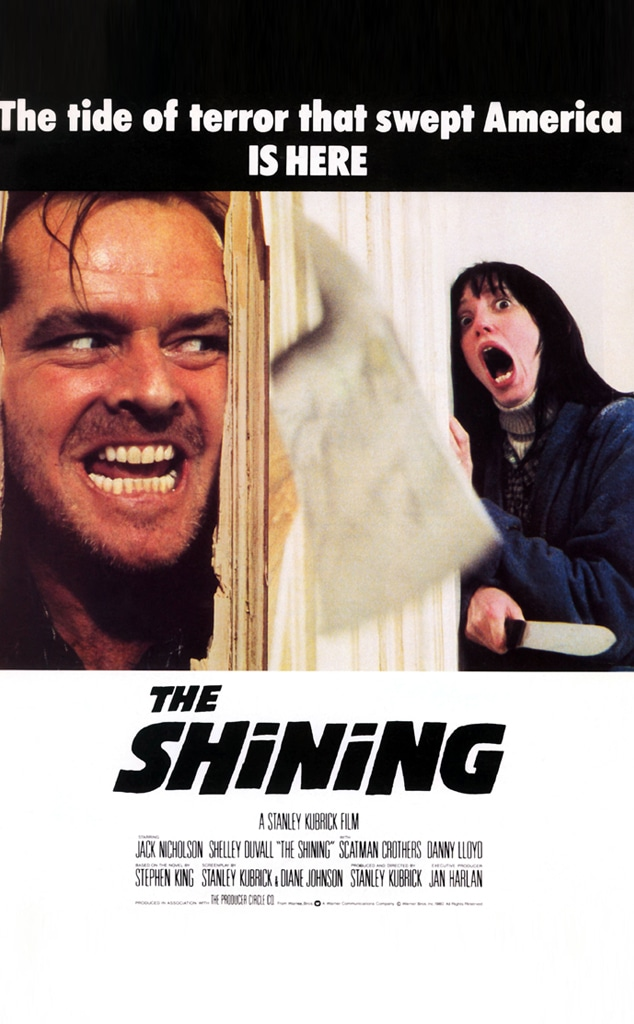 Movie Poster, The Shining