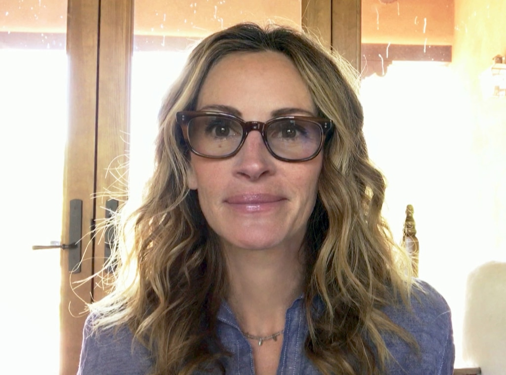 Julia Roberts, Rose Nose Day 2020