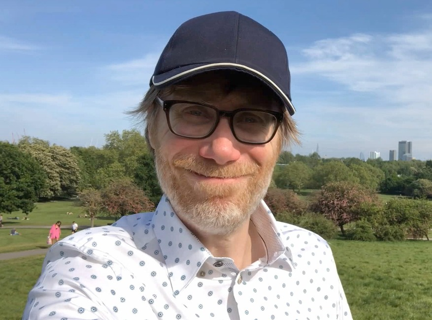 Stephen Merchant, Rose Nose Day 2020