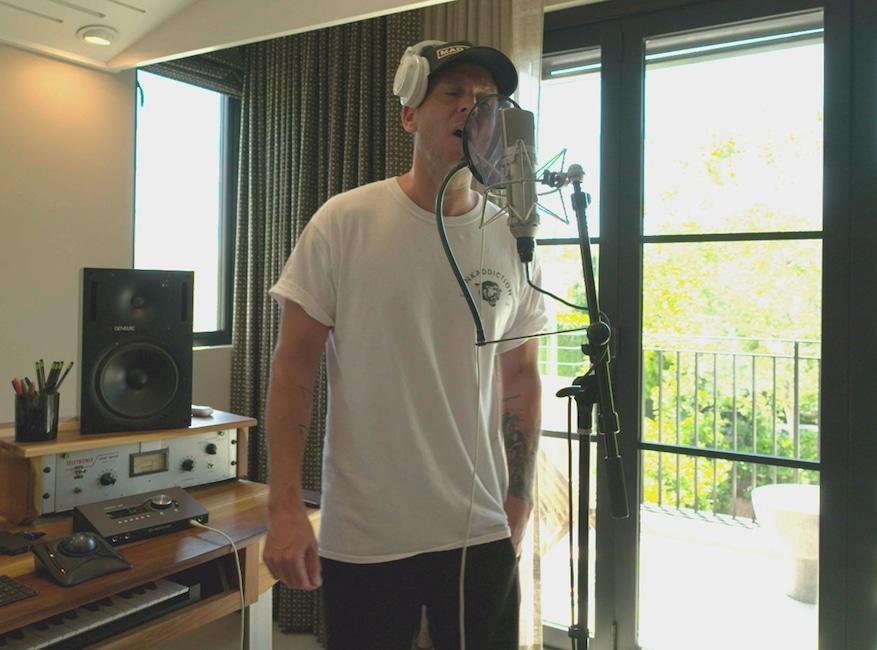 Ryan Tedder, OneRepublic, Rose Nose Day 2020