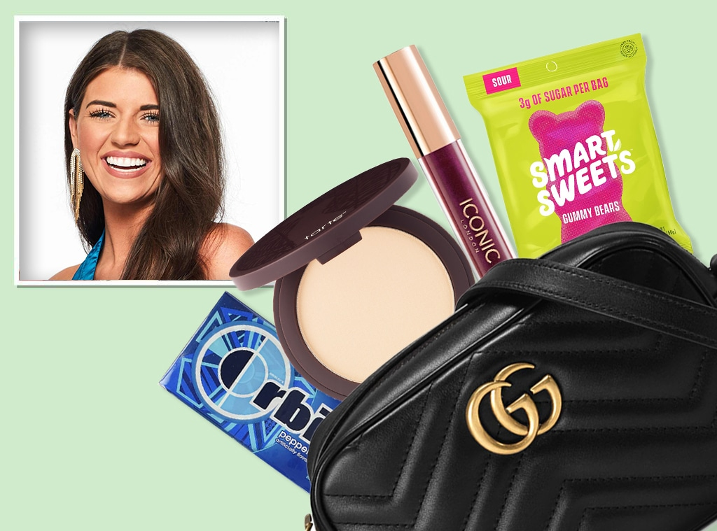 E-comm: Madison Prewett Beauty Bag
