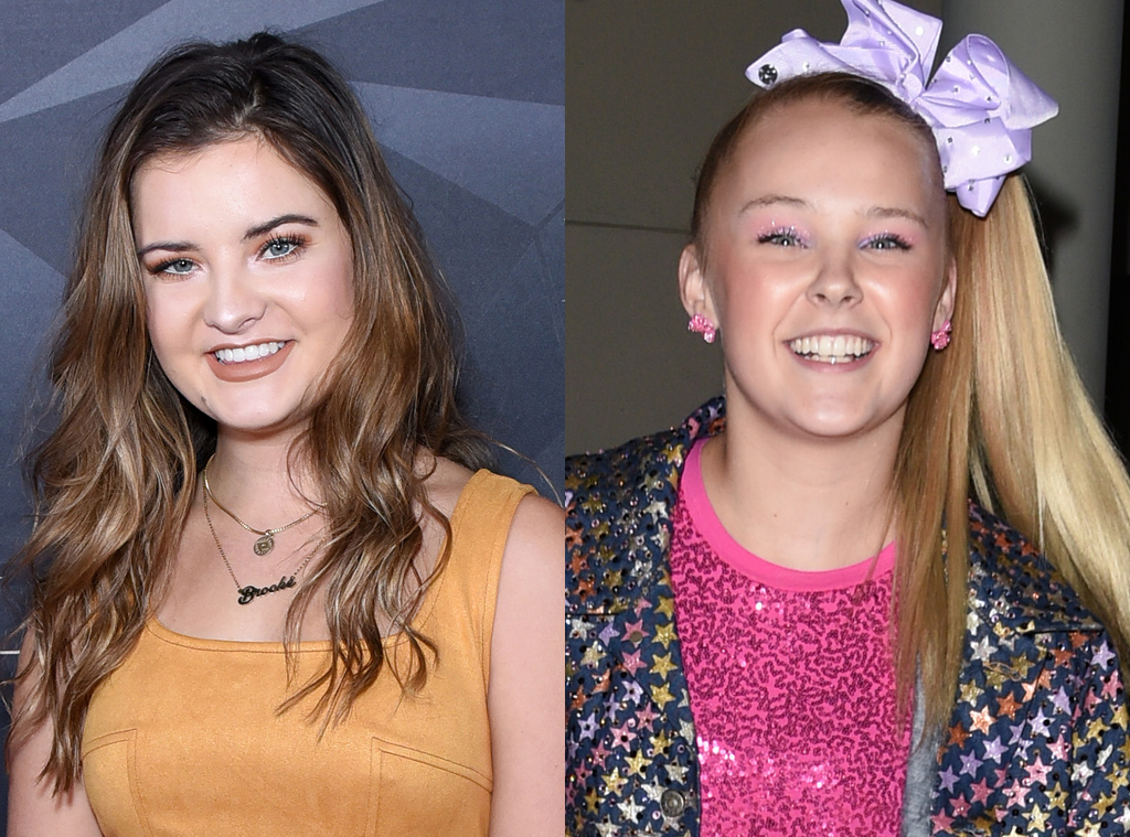 Jojo Siwa Claps Back After Dance Moms Co Star Brooke Hyland Throws Shade At Abby Lee Miller E Online