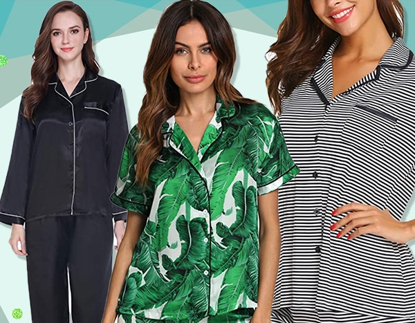 These Adorable Amazon PJ Sets Are All Under $30