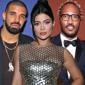 Drake, Kylie Jenner, Future