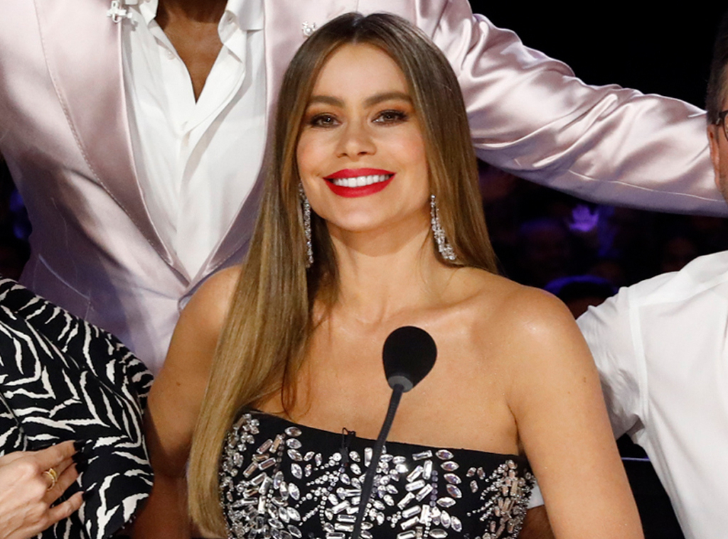 Sofia Vergara, America's Got Talent