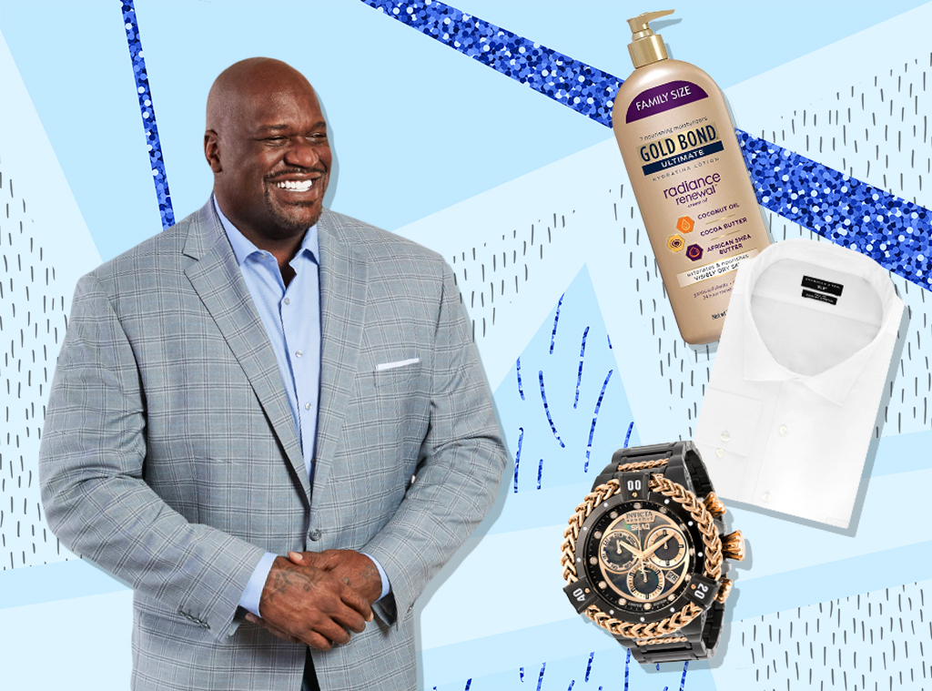 Ecomm: Shaq Father's Day Gift Guide