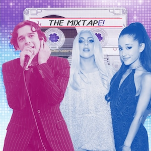 The MixtapE!, Matty Healy, Lady Gaga, Ariana Grande