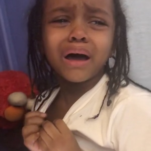 Boy Crying, Can't Marry Mom