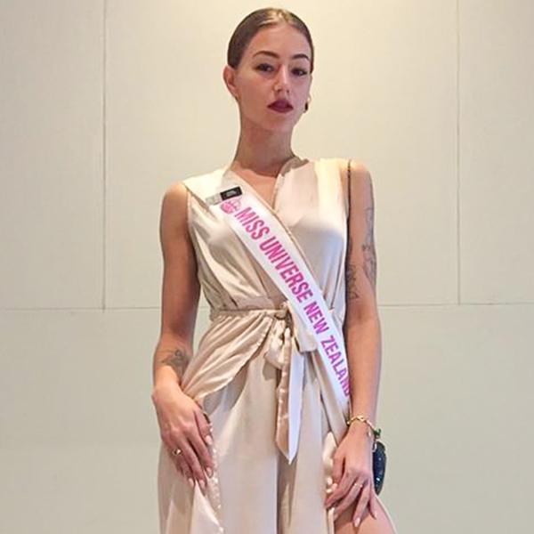 Miss Universe New Zealand Finalist Amber-Lee Friis Dead at 23 1