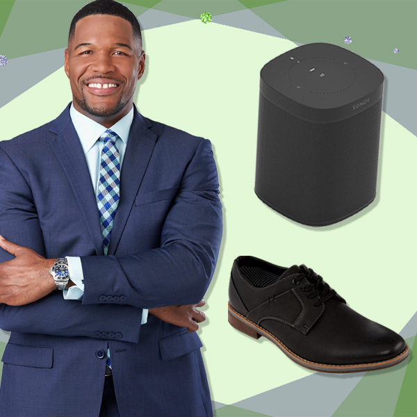 Michael Strahan's Father's Day Gift Guide Is Fit for a Champion