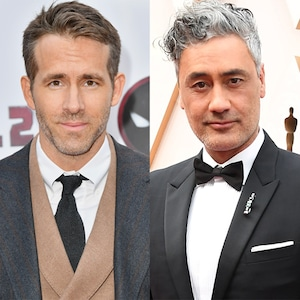 Ryan Reynolds, Taika Waititi
