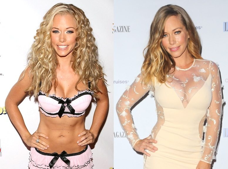 Kendra Wilkinson, Then and Now