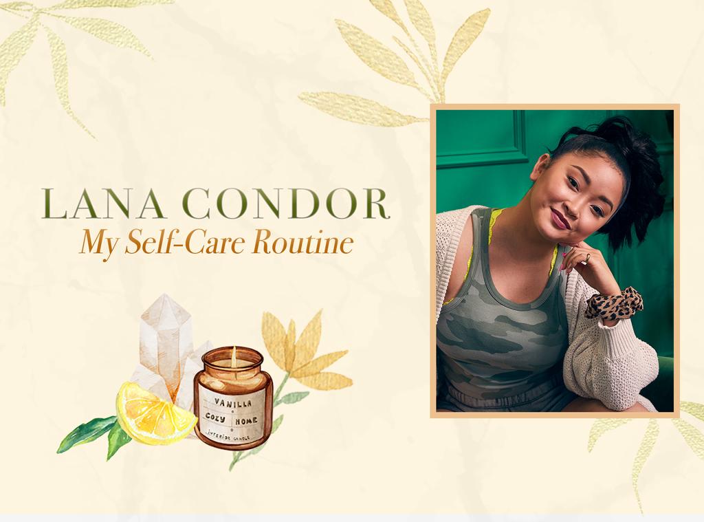 Lana Condor: My Self-Care Routine, Wellness Wednesdays