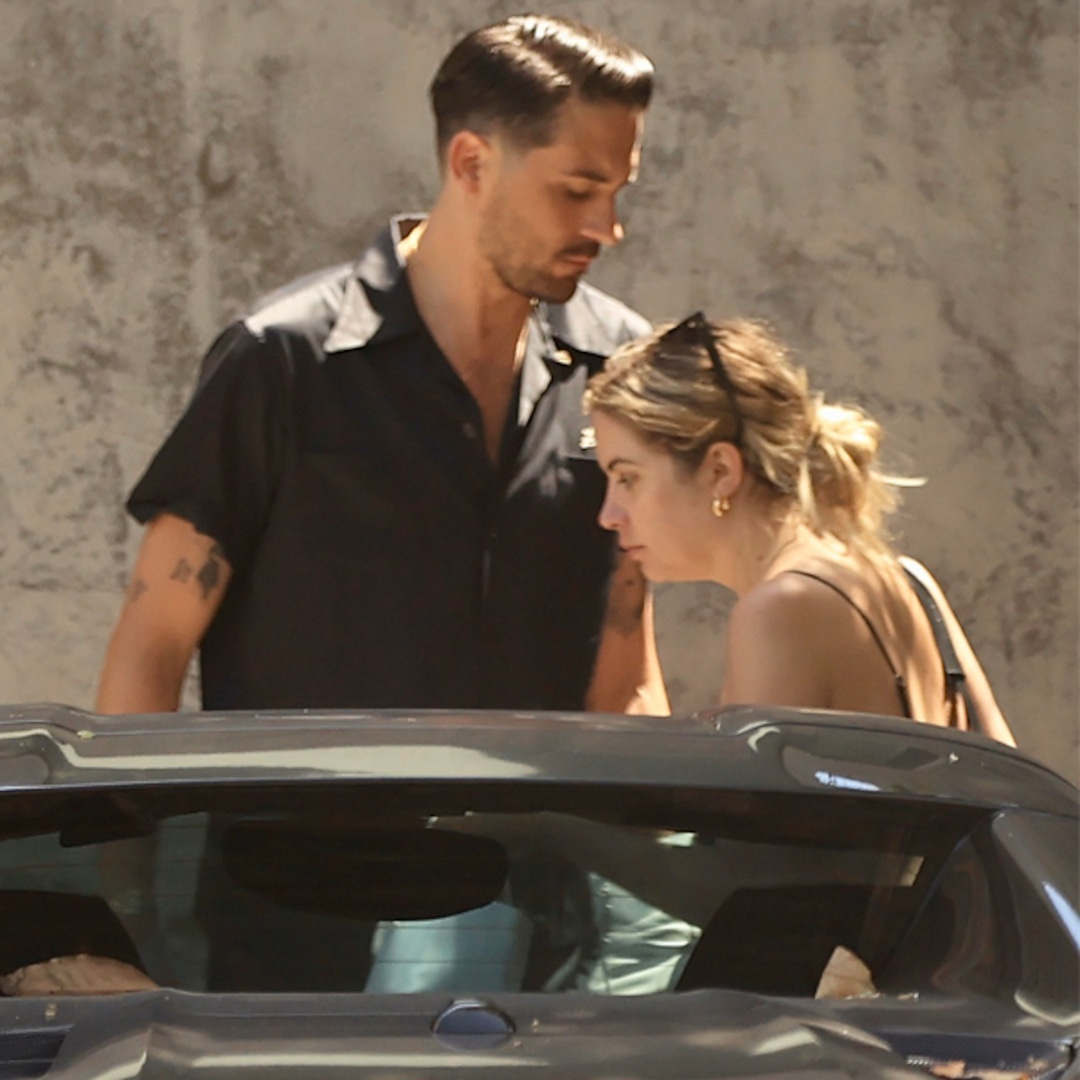 Ashley Benson And G Eazy S Romance Heats Up Over Memorial Day