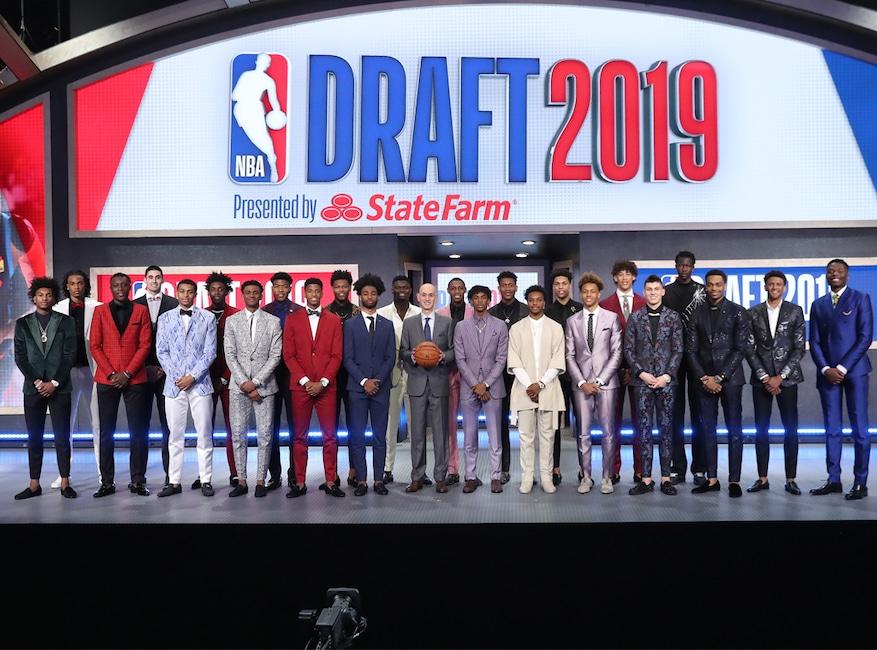 2019 NBA Draft, Sports