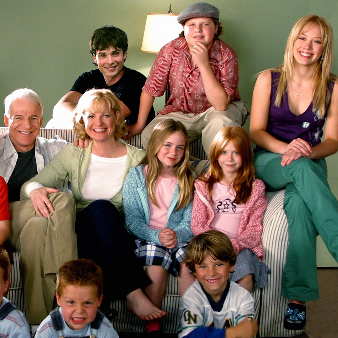 See the Cheaper By the Dozen Cast, Then & Now - E! Online - CA