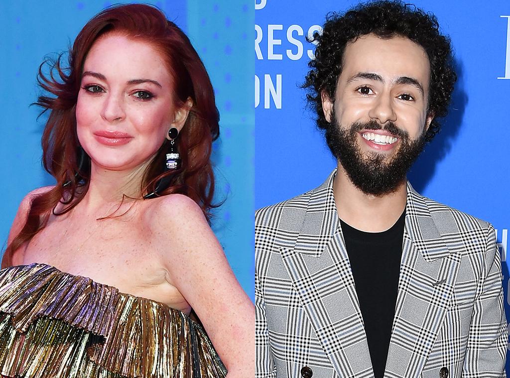 Lindsay Lohan, Ramy Youssef