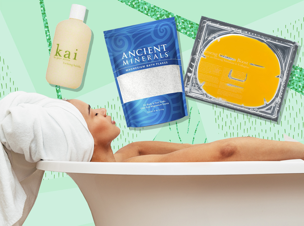 EComm: Everything You Need to Have the Ultimate Relaxing Bath