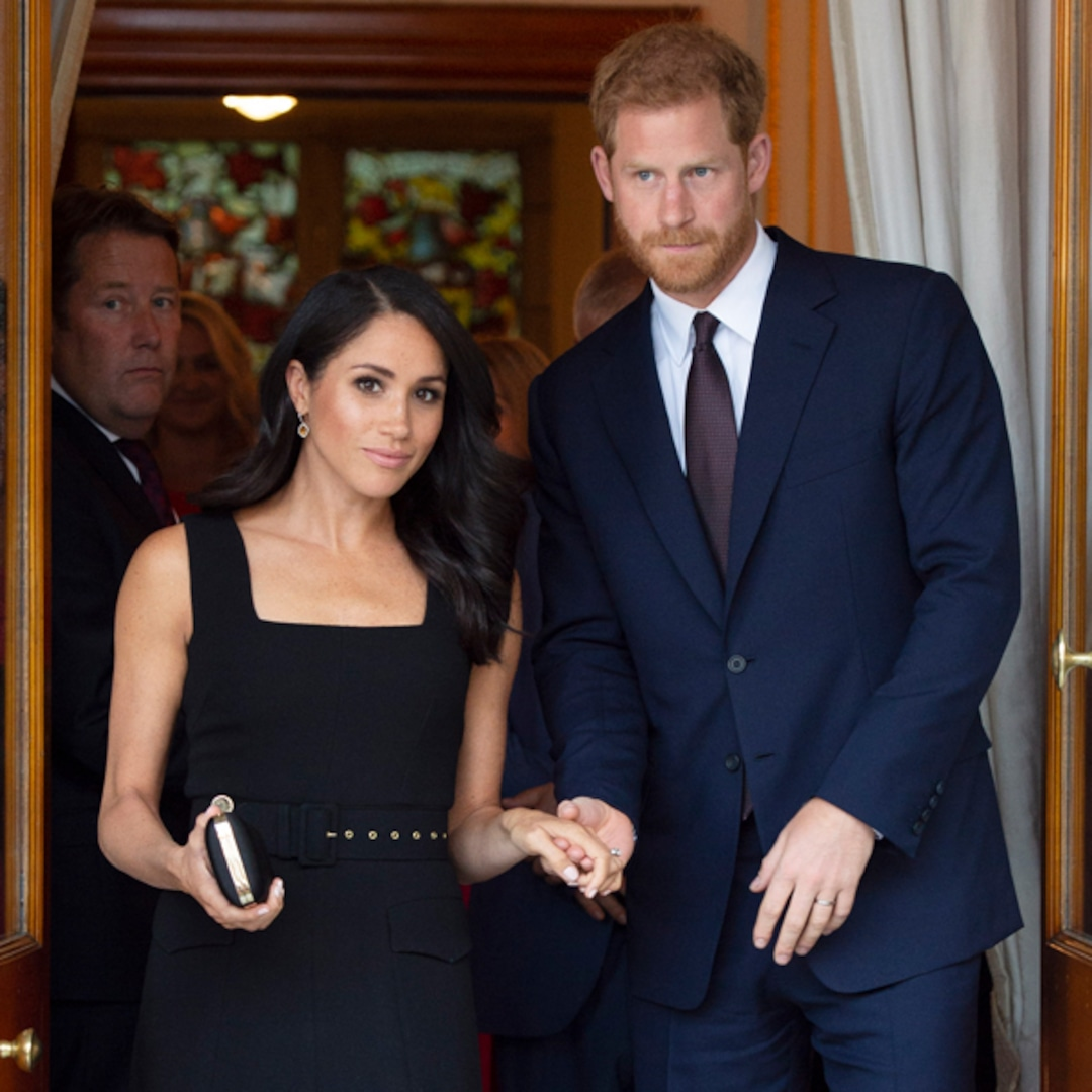 """Meghan Markle Says She Was the """"Most Trolled Person in the Entire World"""" Last Year – E! NEWS"""