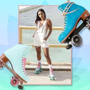 E-Comm: Roller Skating Trend