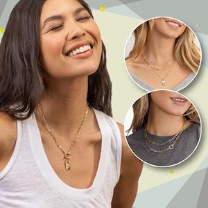 E-Comm: Gorjana's bestselling necklace