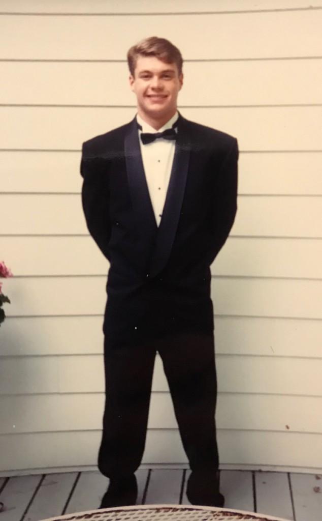 Ryan Seacrest, Prom