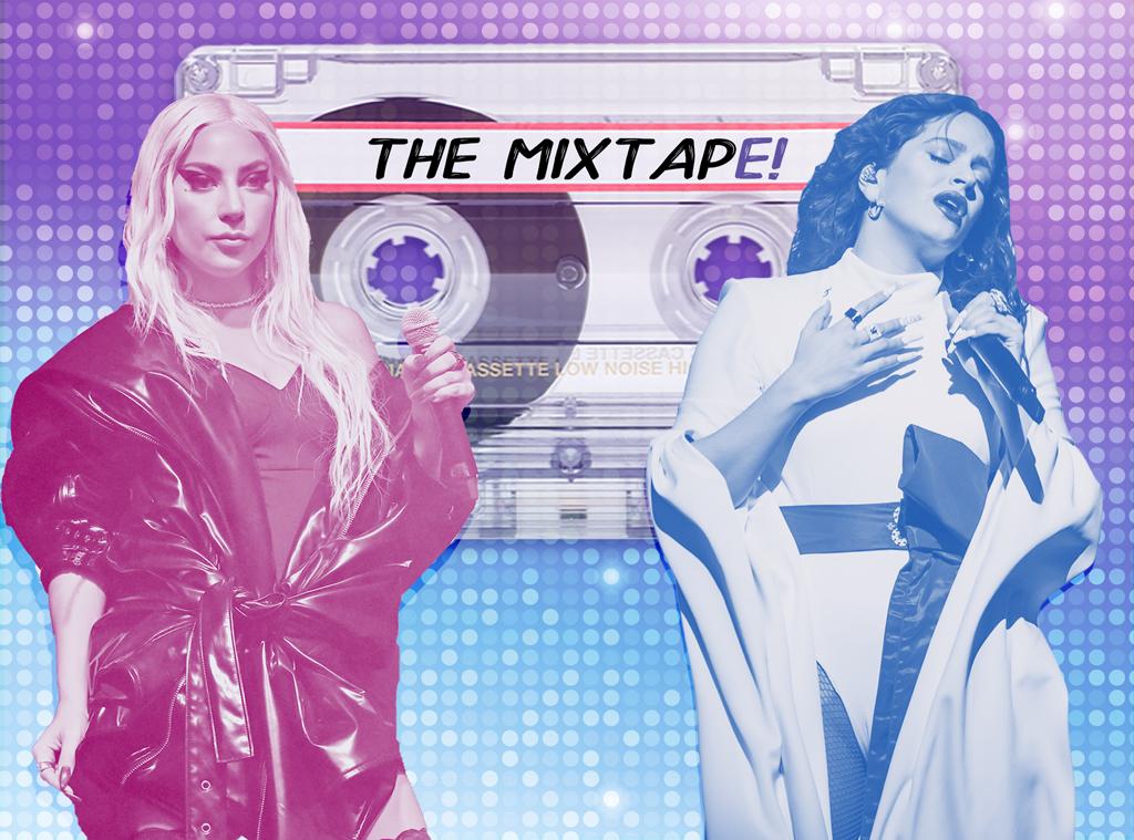 The MixtapE!, Lady Gaga, Rosalia