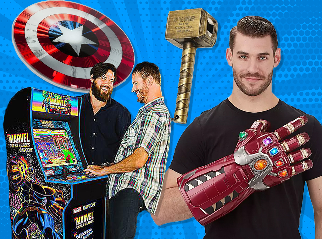 E-comm: Marvel Father's Day Gifts