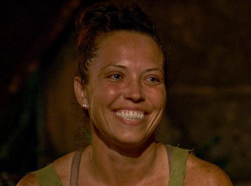 Survivor, Sarah Lacina