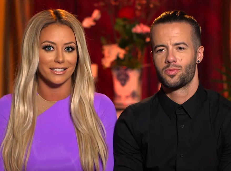 Aubrey O'Day, Travis Garland, Bridezillas, Wedding Bootcamp