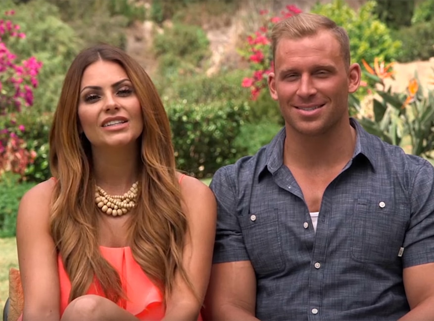 Michelle Money et Cody Sattler, Wedding Boot Camp: Reality Stars