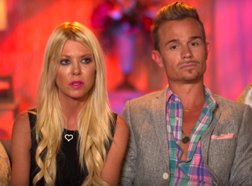 Tara Reid, Dean May, Wedding Boot Camp: Reality Stars