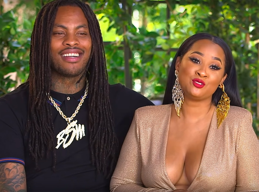 Waka Flocka Flame et Tammy Rivera, Bridezillas, Wedding Bootcamp