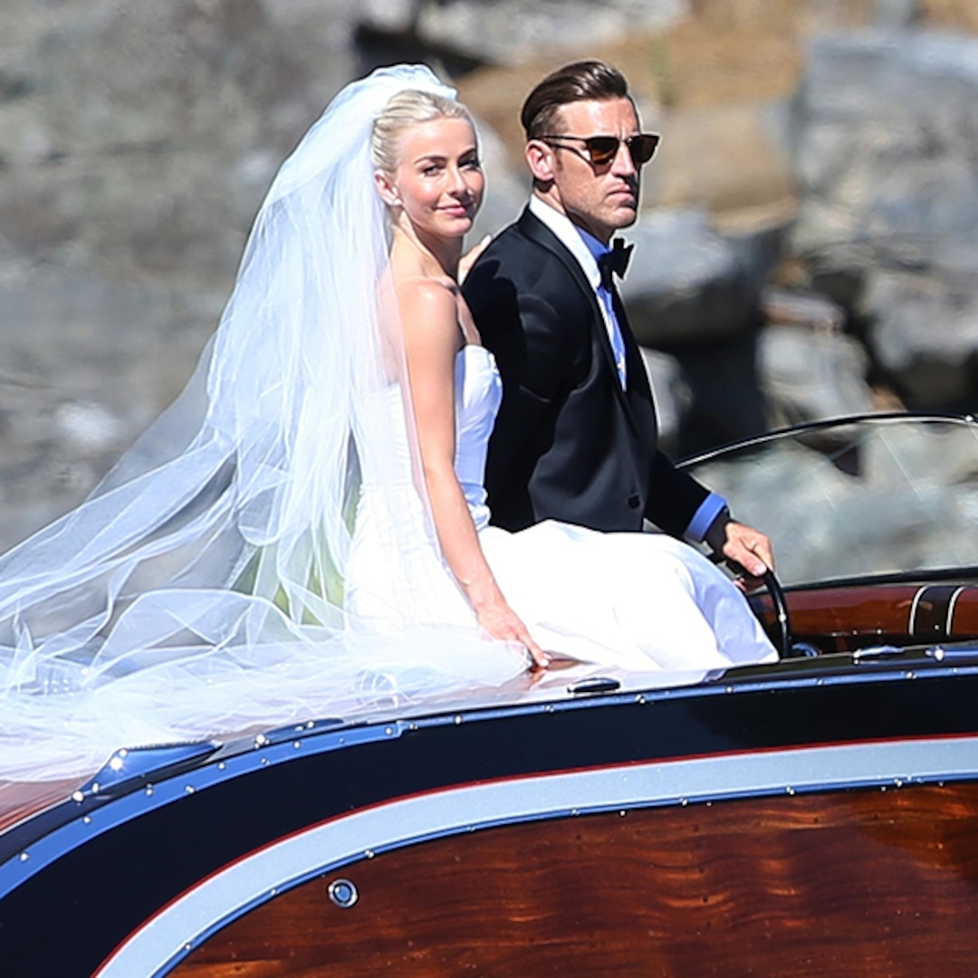 Julianne Hough and Brooks Laich Break Up: Relive Their Romance - E