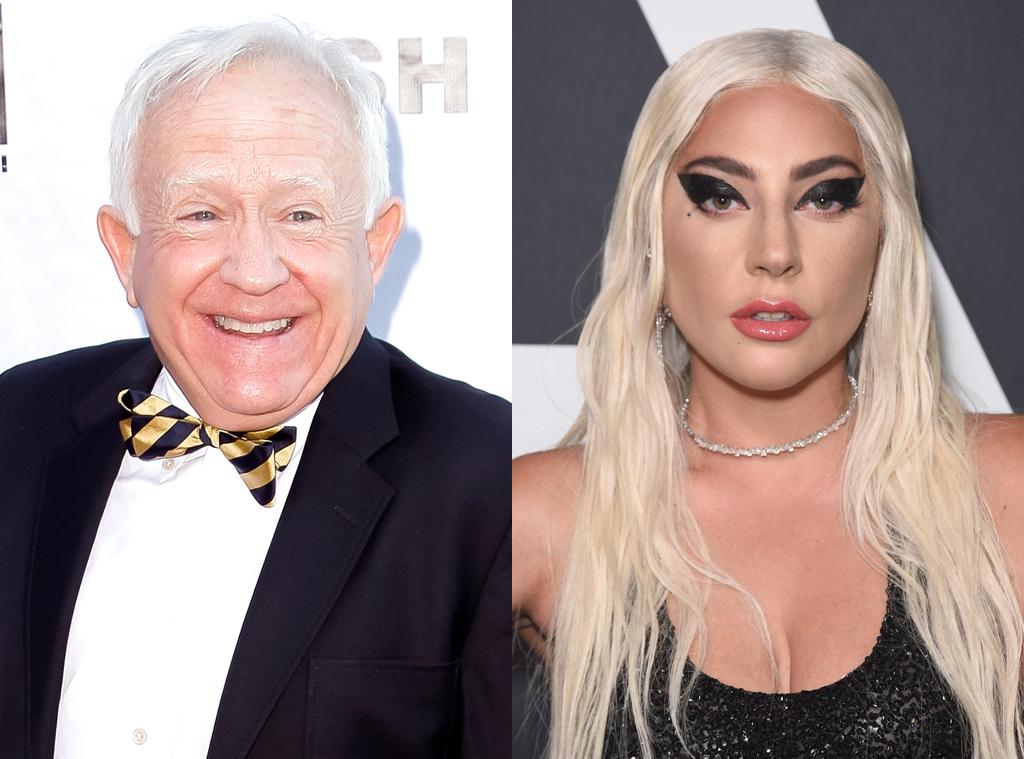 Leslie Jordan, Lady Gaga