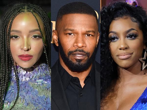 Jamie Foxx, Porsha Williams and More Stars Protest in Response to George Floyd's Death