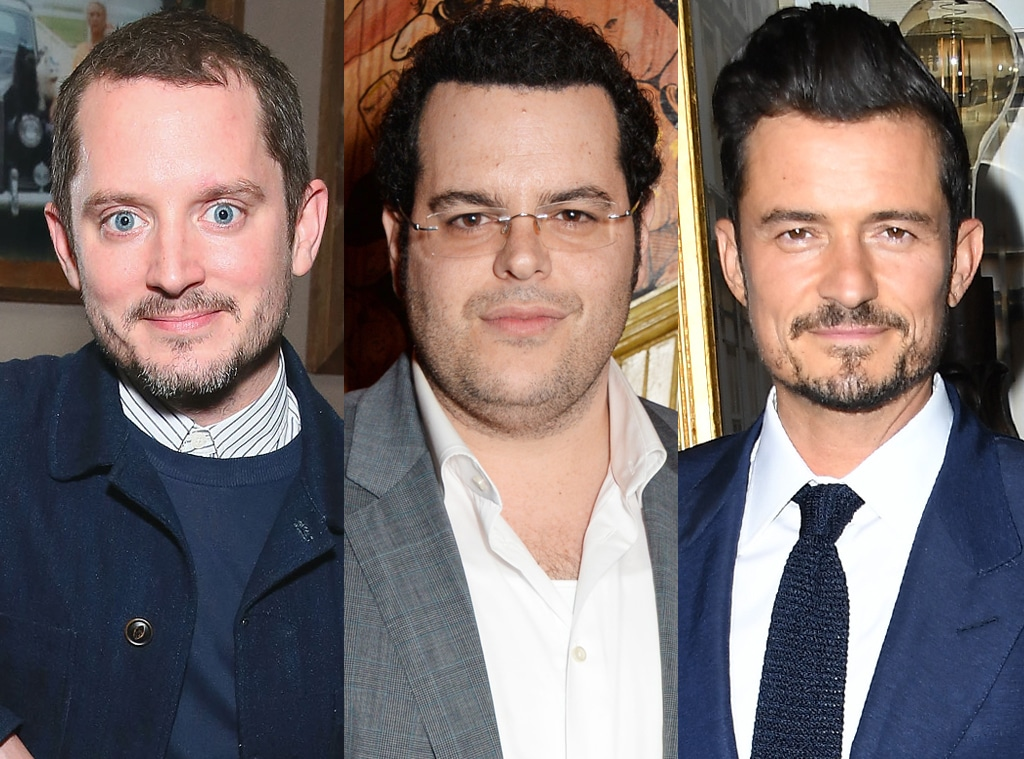 Elijah Wood, Josh Gad, Orlando Bloom