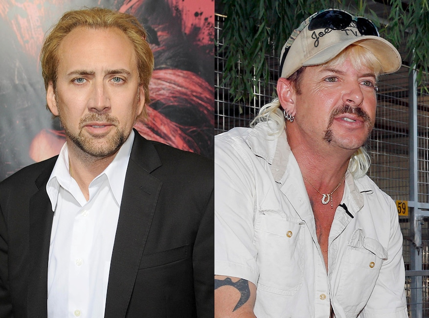 Nicolas Cage, Joe Exotic