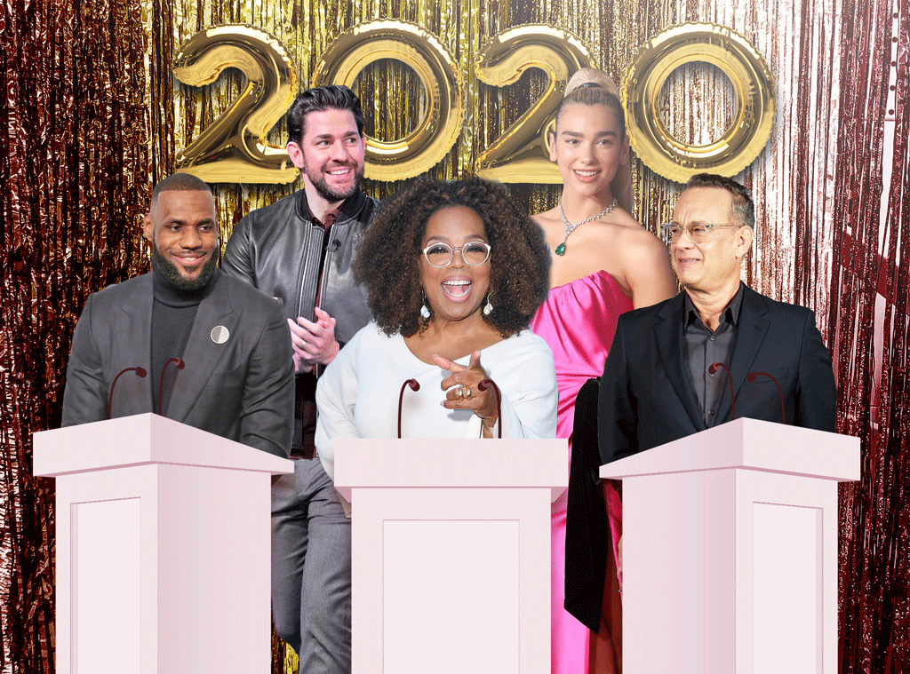 Class of 2020, Oprah, Tom Hanks, John Krasinski, Dua Lipa, LeBron James