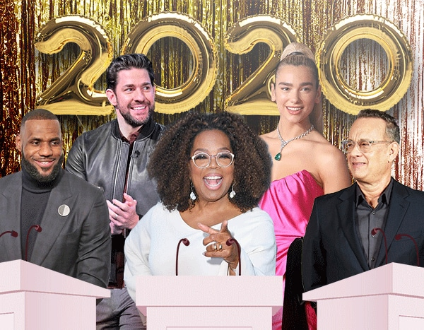 From Oprah Winfrey to Tom Hanks: All the Celebrities Stepping Up for the Class of 2020