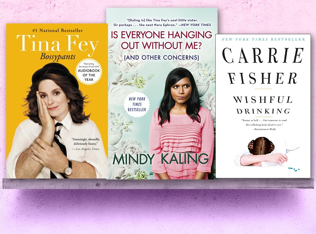 E-comm: 13 Hilarious Books to Read If You Need a Good Laugh